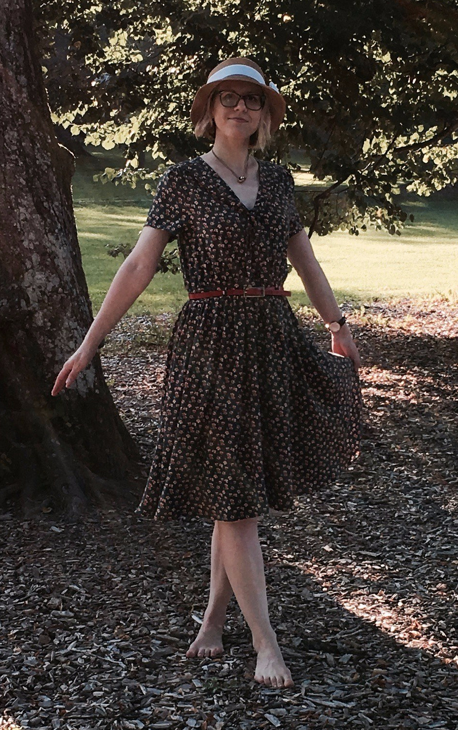 summer-dress-in-vintage-style